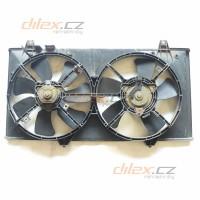 ventilátor / sahara chlazení motoru Mazda