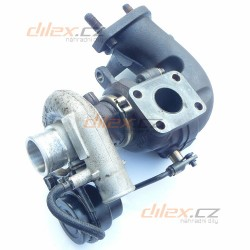 turbo MHI 28231-27000 KF123737 Hyundai Kia