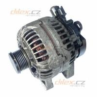 alternátor Bosch 0124525035 14V 150A Peugeot Citroen Fiat