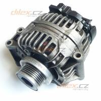 alternátor Bosch 0124415014 7700434900 Dacia Renault