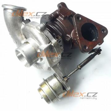 turbo Garrett T15 90570506 454216-2 Opel
